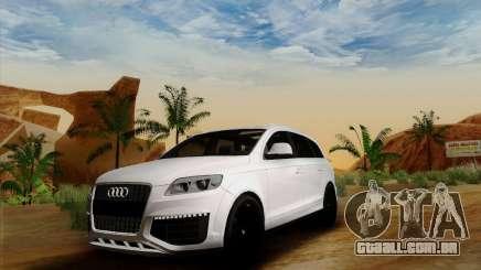 Audi Q7 2010 para GTA San Andreas
