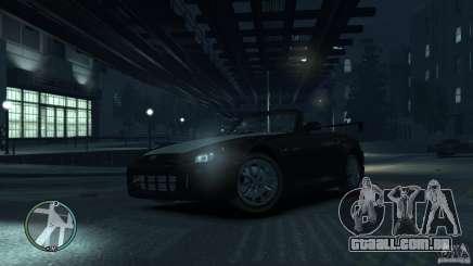 Honda S2000 para GTA 4
