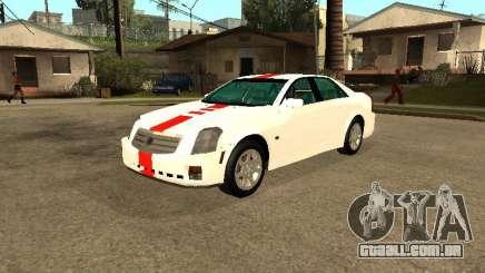 Cadillac CTS 2003 Tunable para GTA San Andreas
