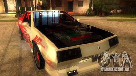 Buffalo DTM v2 para GTA San Andreas