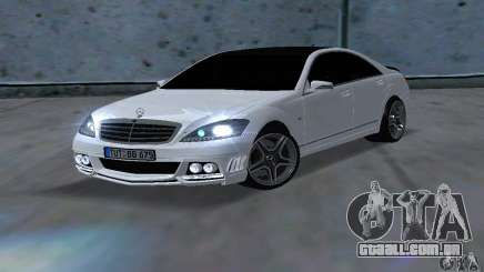 Mercedes-Benz S65 AMG Edition para GTA San Andreas