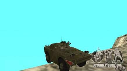 BRDM-1 pele 4 para GTA San Andreas