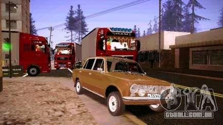 VAZ 21011 para GTA San Andreas