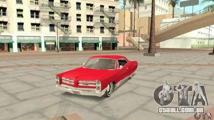 Pontiac Bonneville 1966 para GTA San Andreas
