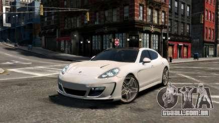 Gemballa Mistrale Concept 2011 para GTA 4