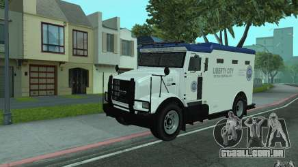 Securicar do GTA IV para GTA San Andreas