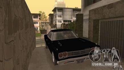 Plymouth Roadrunner 383 para GTA San Andreas