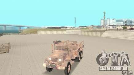 M352A 1986 para GTA San Andreas