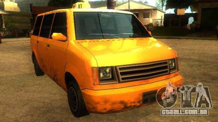 Taxi Moonbeam para GTA San Andreas