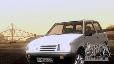VAZ 1111 Oka Sedan para GTA San Andreas