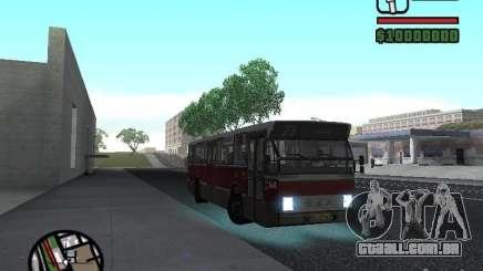 DAF CSA 1 City Bus para GTA San Andreas