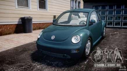 Volkswagen New Beetle 2003 para GTA 4