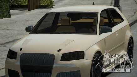 Audi S3 v2.0 para GTA 4