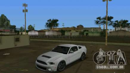 Ford Shelby GT500 para GTA Vice City