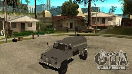 Gaz-52 o caminhão para GTA San Andreas