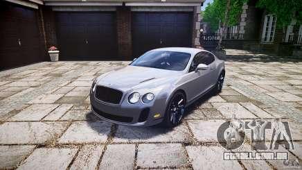 Bentley Continental SuperSports 2010 [EPM] para GTA 4