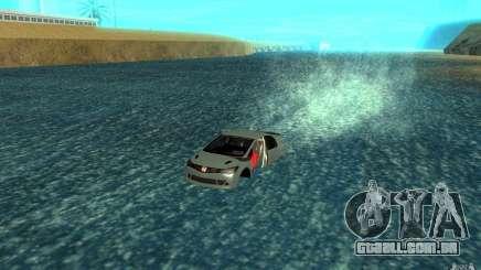Honda Civic Mugen RR Boat para GTA San Andreas