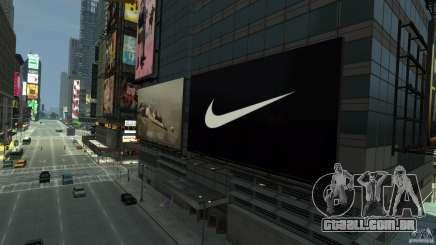 Time Square Mod para GTA 4