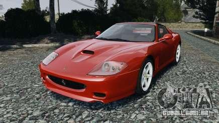 Ferrari 575M Superamerica [EPM] para GTA 4