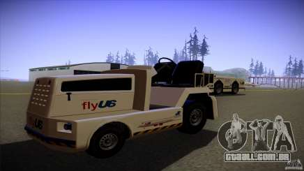 Air Tug from GTA IV para GTA San Andreas