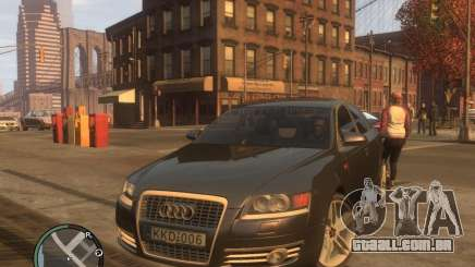 Audi A6 para GTA 4