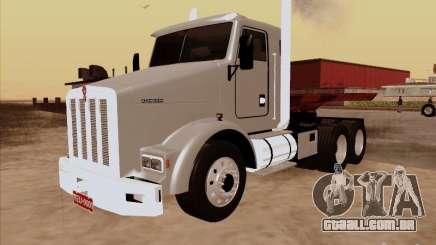 Kenworth T800 Econom para GTA San Andreas