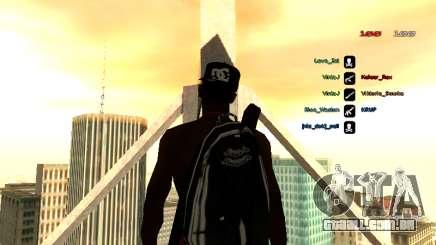 Mochila-pára-quedas para GTA: SA para GTA San Andreas