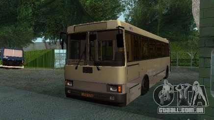 Laz-А291 para GTA San Andreas