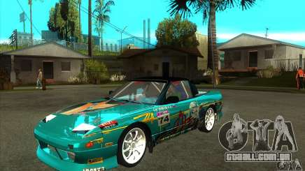 Nissan 200sx from Moscow Drift para GTA San Andreas