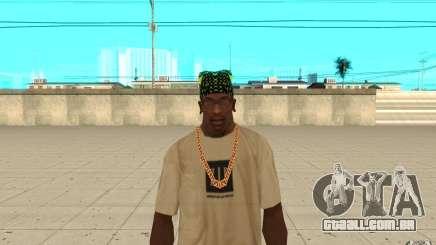Bandana xbox para GTA San Andreas
