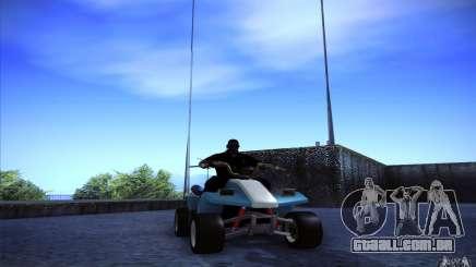 Quad Bike Custom para GTA San Andreas