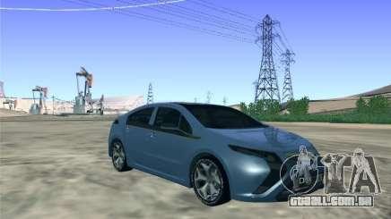 Opel Ampera 2012 para GTA San Andreas