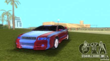 Audi A4 STREET RACING EDITION para GTA Vice City