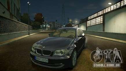 BMW 120i para GTA 4