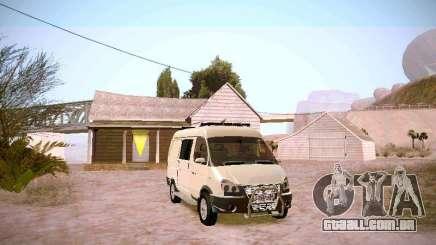 GAZ 2217 negócios para GTA San Andreas