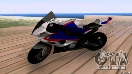 BMW S1000 RR para GTA San Andreas