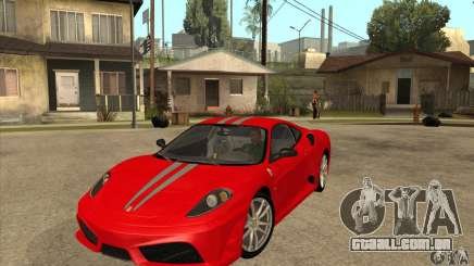 Ferrari F430 Scuderia 2007 para GTA San Andreas
