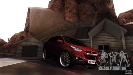 Hyundai iX35 Edit RC3D para GTA San Andreas