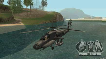 Steal Hunter para GTA San Andreas