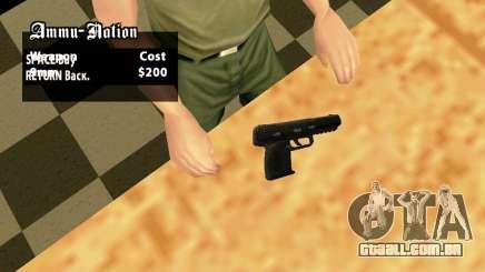Five-Seven MW3 para GTA San Andreas