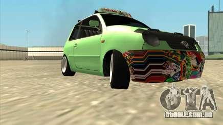 Volkswagen Lupo Hellaflush para GTA San Andreas