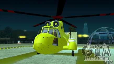 Leviatã avançado para GTA San Andreas