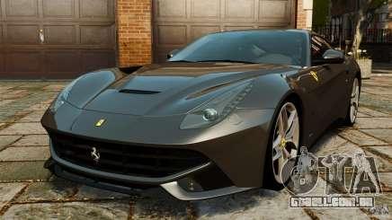 Ferrari F12 Berlinetta 2013 Stock para GTA 4