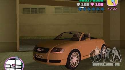 Audi TT ROADSTER para GTA Vice City