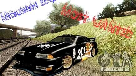Vinil grande Lou de Most Wanted para GTA San Andreas