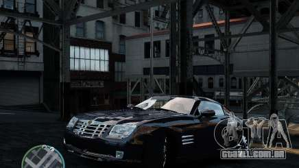 2007 Chrysler Crossfire para GTA 4