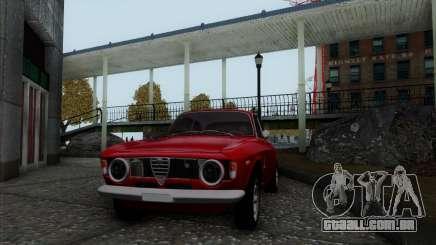 Alfa Romeo Giulia Sprint 1965 para GTA San Andreas