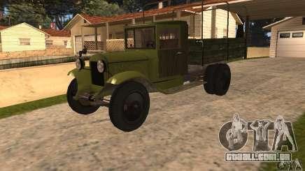 ZiS-5 para GTA San Andreas