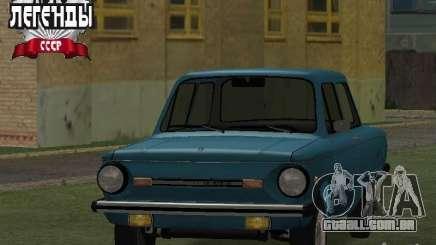 ZAZ 968M para GTA San Andreas