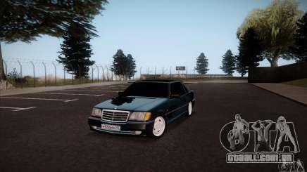 Mercedes-Benz 600SEL AMG 1993 para GTA San Andreas